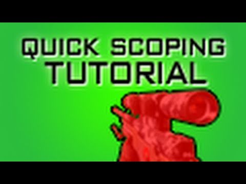 Call of Duty: Black Ops Quick Scope Tutorial