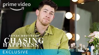 Jonas Brothers' Chasing Happiness - Exclusive: Date Announcement | Prime Video