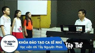 Khóa Học Hát Karaoke Thiếu Nhi | Tây Nguyên Phim Entertainment