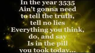 In The Year 2525 (西暦2525年) Lyrics - Zager & Evans