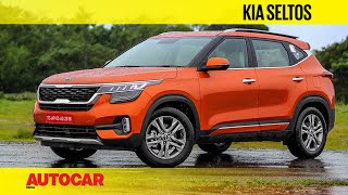 Kia Seltos - The One To Beat? | First Drive Review | Autocar India