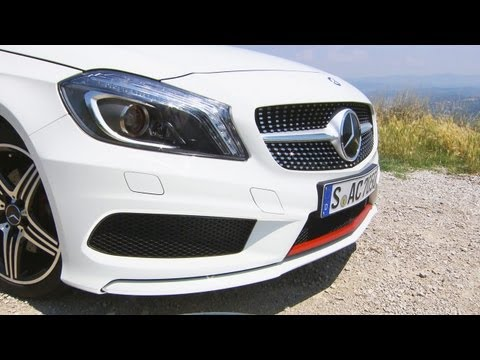 2013 Mercedes A 250 Sport review details