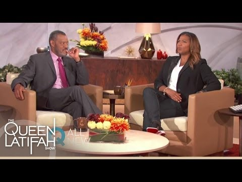Laurence Fishburne, Shark Tank! | The Queen Latifah Show