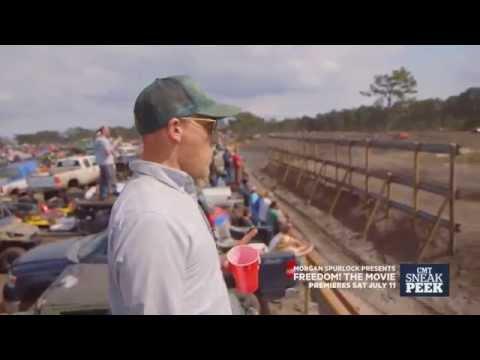 CMT Docs - Morgan Spurlock Presents Freedom! The Movie - Trailer