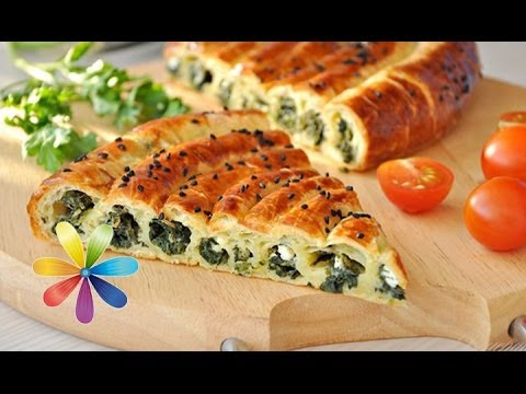 Как приготовить осетинский пирог - видео