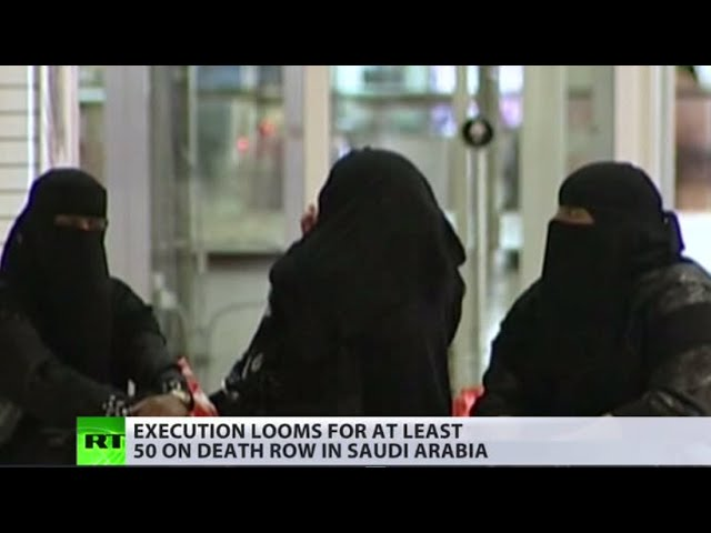 Saudi Arabia 151 executions number hits 20ys record, 50 more planned