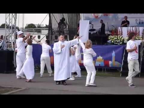 Światowe Dni Młodzieży Na Placu Papieskim W Sosnowcu