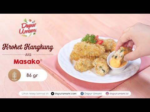 Dapur Umami - Kroket Kangkung ala Masako®