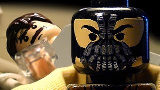 Lego Videos - The Dark Knight Rises TRAILER #1 in LEGO! - 1080p HD
