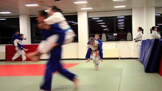 Gateshead Judo Club-Warming Up