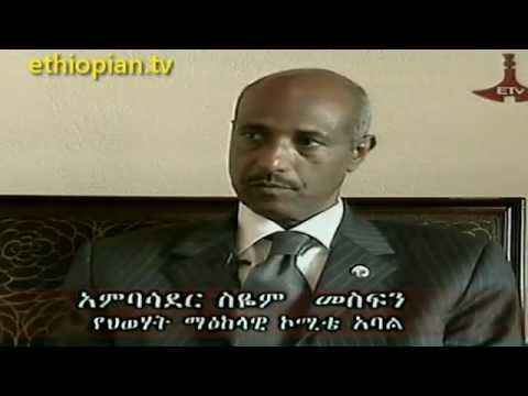 Seyoum Mesfin and Abadula Gemeda on Current Political Events in Ethiopia