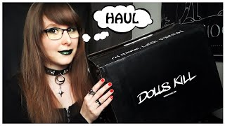 [HAUL & Try-On] Soldes chez Dollskill