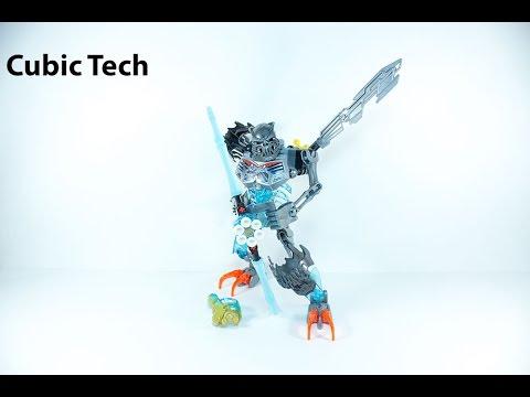 Lego Bionicle 70791 Skull Warrior - Lego Speed Build