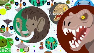 Agar.io Solo World Record Highest Score 42K+ Destroy Team! (Agario Best Moments)
