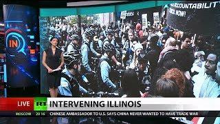 Trump Admin. Halts Chicago Police Reform