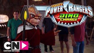 Power Rangers:Dino Charge I Dinazorlar I Cartoon Network Türkiye