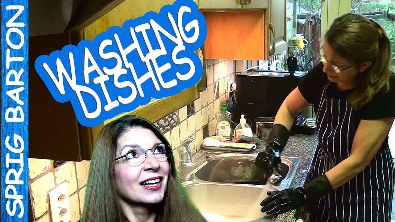 Dishwashing Gloves Kitchen Use Rubber Gloves Kitchen