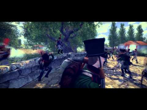 Mount & Blade: Warband - Napoleonic Wars Launch Trailer HD