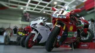 (HD) EP: Promodocumentary of Italian Motorcycle Dealership Startwin in The Netherlands