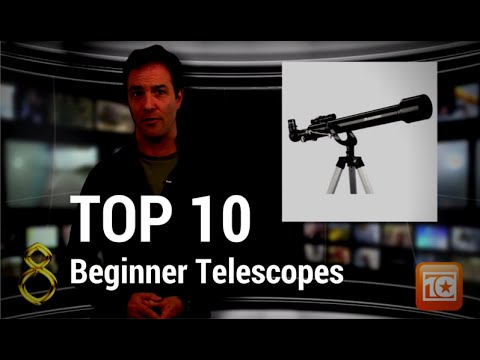 Top Ten Best Amateur Telescopes