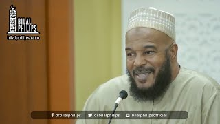 Dealing With Depression Islamically – Dr. Bilal Philips