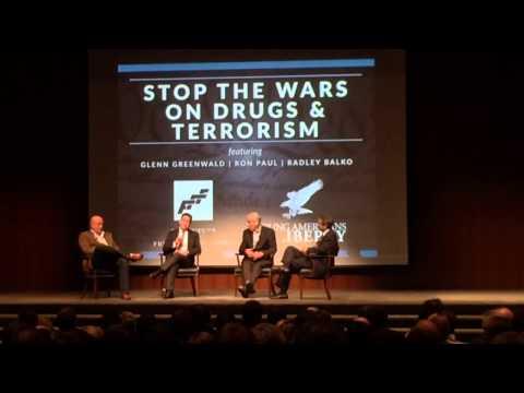 Ron Paul, Glenn Greenwald and Radley Balko on what ordinary