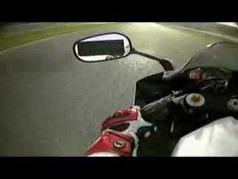 Onboard lap of Jerez on 2007 R1
