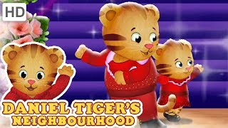 Daniel Tiger 🍼 Baby and Me! (Part 1/2) | Videos for Kids