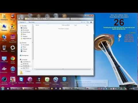 Hướng dẫn sử dụng Dropbox Full - Tiệp (Link dowload phía dưới Video).mp4