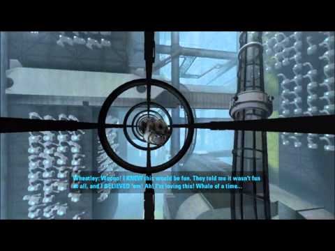 Portal 2 Walkthrough - Part 9 (Chapter 5/6)