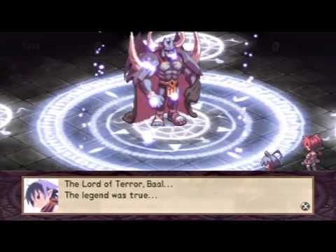 Let's Play Disgaea Trailer (SPOILERS)