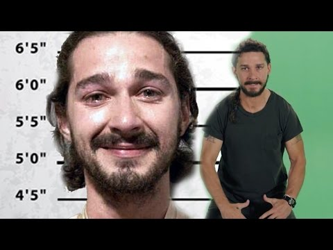 Top 10 Shocking Shia LaBeouf Moments