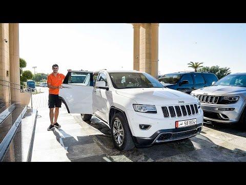 Doha: Morata all'allenamento con Jeep - Doha: Morata travels to training in a Jeep