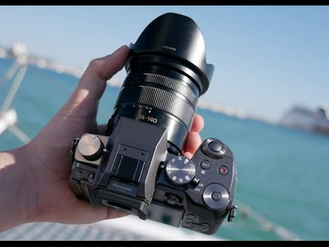 Panasonic G7   New 4K Photo modes
