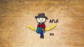 ANJI DIA Animated Music Video