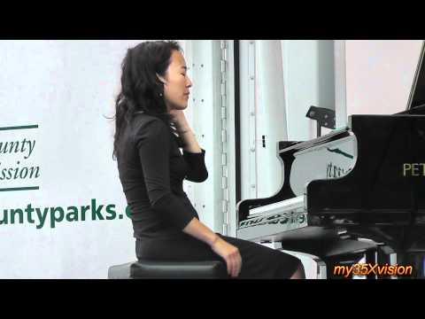 Helen Sung in Somerville Jazz Festival 9/11, 2011 in HD (Part 2) ~ Fix