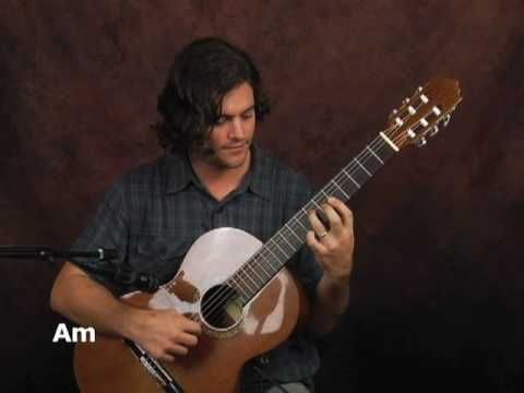 How to play Fingerstyle classical guitar lesson in styles of...