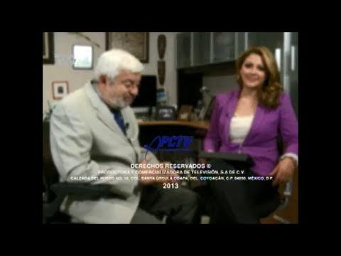 Entrevista con Jaime Maussán en Galería VIP