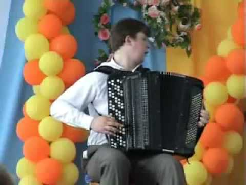 Extreme Accordion Skills Video