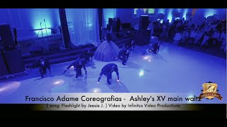 FLASHLIGHT ASHLEY'S QUINCEANERA VALS