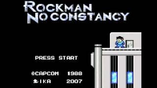 RockMan No Constancy - Flash Man (Esperanto)