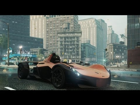 Need For Speed Most Wanted 2012 Let's Play Part 7 BAC Mono