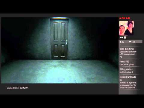Silent Hills Entire LIVE Gameplay