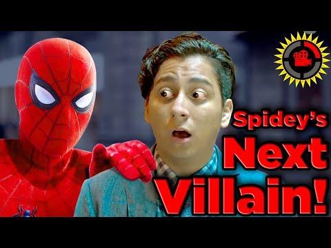 Film Theory: Did Flash SPOIL Spiderman's Next Villain?