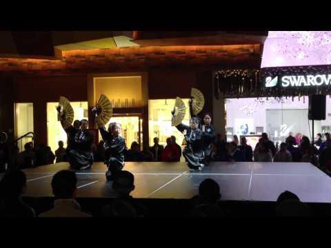 Mohegan Sun CNY 2012 Tai Chi Kung Fu Fan by CCMAA