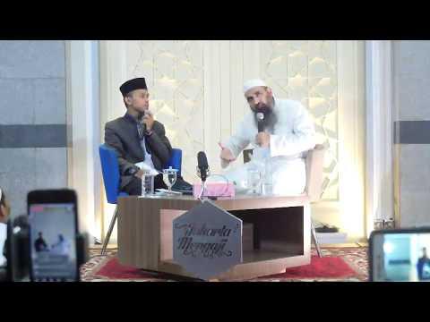 "[LIVE] Menggapai Husyuk Dalam Shalat ""Part2"" (sesi2) - Syaikh Malik Hussein Sya'ban"