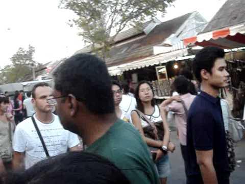 Chatuchak market, Bangkok…MPG