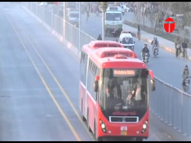 Metro Bus service all set to launch on Sunday