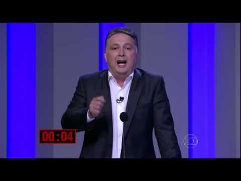Debate doscandidatos ao governo do RJ  2014 - Apresentadora / mediadora Ana Paula Araújo