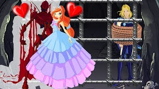 WINX CLUB love story fan animation cartoon - Kidnapped Sky & Awful Substitution